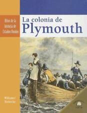 La Colonia de Plymouth/ The Plymouth Colony (Hitos De La Historia De-ExLibrary