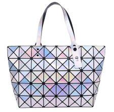 Holographic BAO BAO Issey Miyake tote bag
