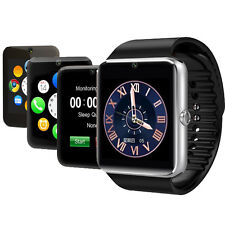 Bluetooth Smart Watch with Camera For Samsung Galaxy S8 S7 Edge S6 Plus LG V10