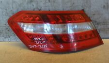 Mercedes E Class Outer Brake Light Left Rear A2129066601 W212 Saloon 2012