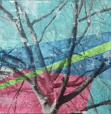 Kunstgemälde: Juan del Campo - Composicion X (auf Keilrahmen gespannt)