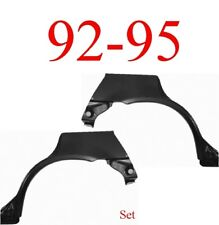 92 95 Honda Civic Sedan Rear Upper Wheel Arch Set Repair Panel 4 Door
