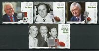 Australia Sports Stamps 2020 MNH Broadcasting Football Rugby Cricket 4v Set