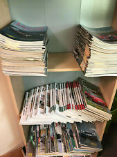 Collection Archive of Jaguar Enthusiasts Magazine, Ranging From 1993 - 2019