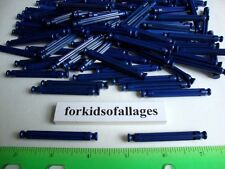 "300 KNEX DARK BLUE RODS 2 1/4"" Bulk Standard Replacement 2.25"" Parts/Pieces Lot"