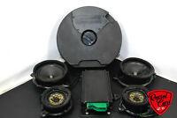 Mercedes A190 W168 Mopf BOSE Soundsystem Verstärker Subwoofer Lautsprecher 5-3-2