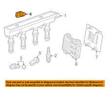 GM OEM-Engine Camshaft Cam Position Sensor 55566932