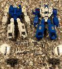 Mech Ideas Demolition Crue Apex (Topspin) and Geminus (Twin Twist) Transformers