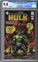 Absolute Carnage Immortal Hulk #1 CGC 9.8 Unknown Comics Edition A NYCC Variant