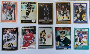 1989-1992 NHL Ice Hockey Magazine Inserts  - U Pick A Player - Great Issues!