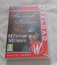 PC CD Game - Sherlock Holmes - The Mystery of the Mummy - VGC