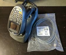 Symbol Motorola MT2070 Wireless Barcode Scanner MT2070-SL0D62370WR w/ Battery