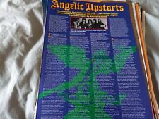 More details for fifth angel interview article / photo 1985