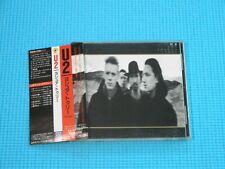 U2 The Joshua Tree 1992 OOP CD Japan PHCR-1706 OBI