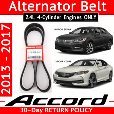 🔥 NEW Genuine OEM 2013-2017 Honda Accord 2.4L 4 Cylinder Belt 31110-5A2-A01 🔥