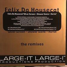 FELIX DA HOUSECAT • Silver Screen - Shower Scene (rmx • Vinile 12 Mix • LGT 8013