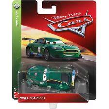 Disney Pixar Cars 3 NIgel Gearsley WGP Racers Diecast Mattel 1:55