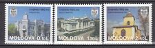 MOLDOVA 1996 **MNH SC# 219 - 221  City of Chisinau - Building