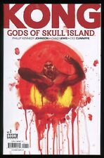 King Kong Gods of Skull Island One-Shot Comic based on Joe DeVito's Skull Island