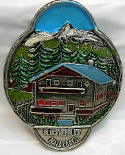 Glocknerblick Maiskogel used badge stocknagel hiking medallion mount G5219