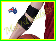 Adjustable Neoprene Elbow Support  Sports Guard  Brace Relief  Protection