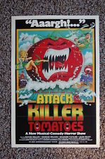 Attack of the Killer Tomatoes Lobby Card Movie Poster