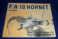 F/A-18 Hornet in Action by Lou Drendel | PB, 1983 |  #1136