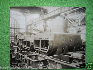 Photograph original Large evapourating plant c1920 Vickers Barrow in Furness LPA