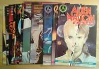 Alien Nation Lot of 12 comics by Adventure Publications VF/NM