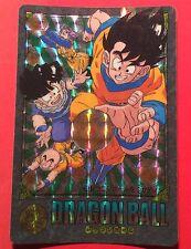 Carte Dragon Ball Z Visual Adventure Part 5 #130 Prism Card
