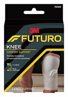 FUTURO Comfort Knee Support Breathable Stretch Material X-Large Mild 1 Pack