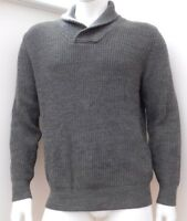 Weatherproof Men's Shawl Collar Pullover/sweater 2 sizes Fantastic Quality BNWT