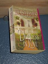 Duchess in Love by Eloisa James FREE SHIPPING 0060508108