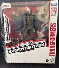Transformers Netflix War for Cybertron Sparkless Seeker Action Figure