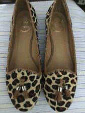 Jack Rogers Women's Animal Print Shoes , size 10
