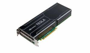 Nvidia Tesla K20X GPU PCIe x16 / 6GB GDDR5 / aktiv / Dual Slot / CUDA / Server
