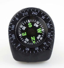 1pc Precision Watch Band Clip-on Navigation Wrist Compass CCV18 US FREE SHIPPING