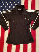 vintage adidas track jacket Women Size S Rare And Very Good Condition