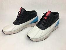 Rare Gourmet x Black Scale Leather Mens Sneaker Blvck Scvle Shoe SIZE 9 FSTSHP
