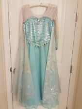 Limited Edition Disney Frozen Elsa costume girls L
