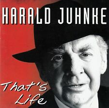 HARALD JUHNKE : THAT'S LIFE / CD - TOP-ZUSTAND
