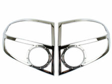 Tail Light Rear Lamp Bezel Cover Chrome Trim For Hyundai Getz Click