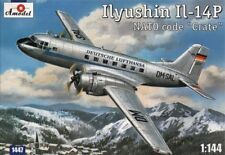 AMODEL 1/144 Ilyushin il-14p CARRETTA #1447