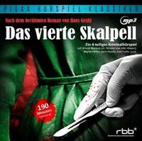 CURT GOETZ-PFLUG - DAS VIERTE SKALPELL   CD NEU