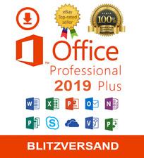 Microsoft Office 2019 Professional Plus Key ✅Office Pro Plus besser 2016✅ SOFORT
