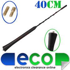 40cm CITROEN C1 C2 C3 C5 C6 C8 Roof Mount Replacement Car Aerial Antenna Black