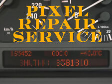 BMW (E53, E38, E39) and Land Rover Instrument Cluster LCD Display Pixel Repair