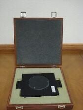 Gca Tropel Calibration Disc, Model 6100 for 4� wafers, Side A Flatness 3.26um, S