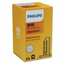 D1S Philips Xenon Vision HID Faro auto Lampadina 85415VIC1 singolo 4400K