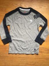 Abercrombie & Fitch Kids Boys Size 3/4 Soft Thi Sweater Shirt NWT